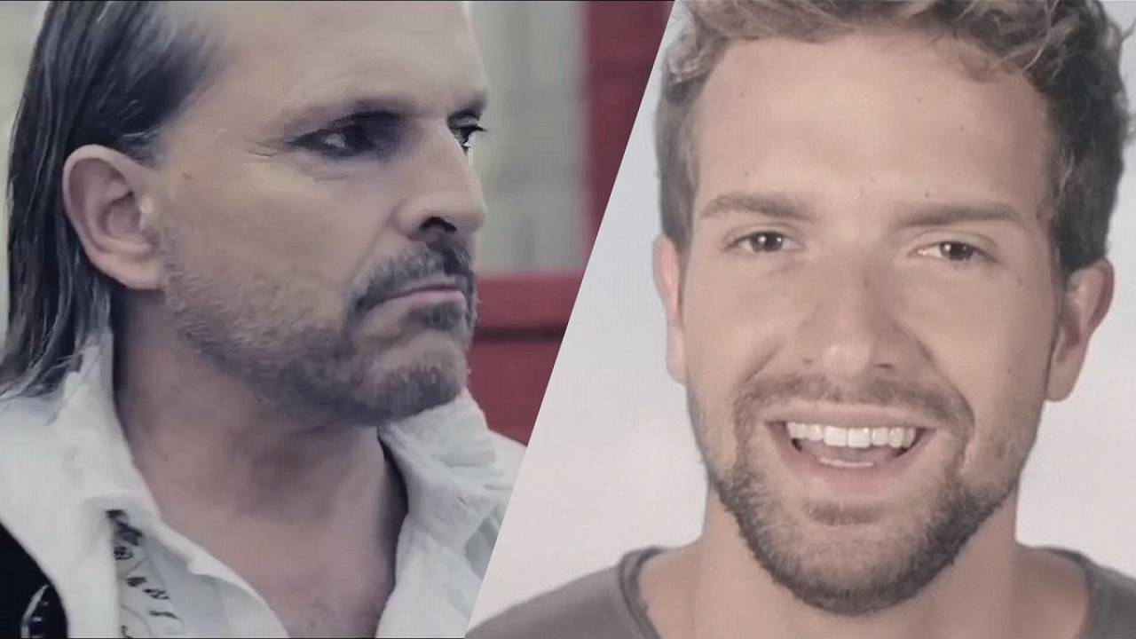 Miguel Bosé e Pablo Alborán lançam novos discos