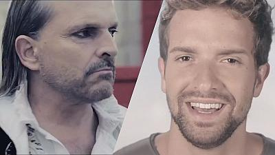 Top Spanish acts Miguel Bosé and Pablo Alborán launch new album