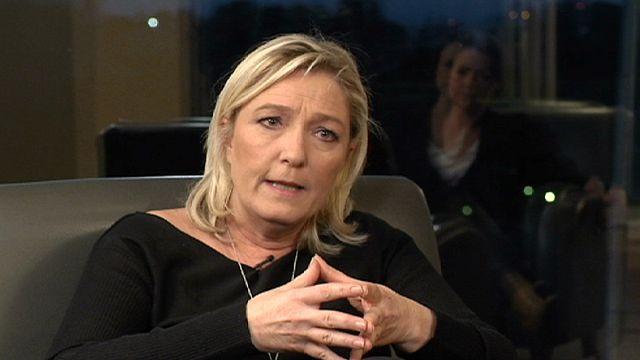 Marine Le Pen: 'Avrupa'daki mülteciler evlerine dönebilir'