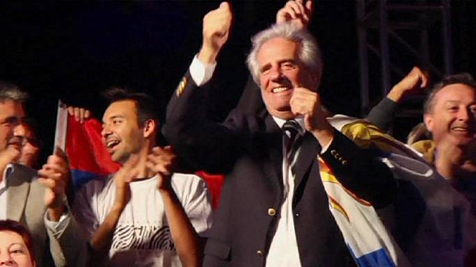 Vasquez wins election - again - as Uruguay president