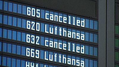 Les pilotes de Lufthansa en grève pour défendre leur retraite