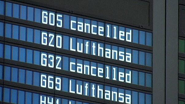 طيارو لوفتهانزا يعلنون الإضراب ليومين