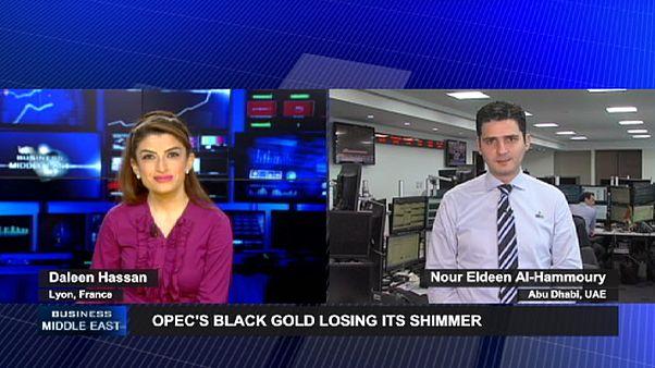 عدم کاهش تولید نفت اوپک؛ طلای سیاه درخشش را از دست می دهد