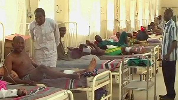 هجوم تفجيري شمال شرقي نيجيريا