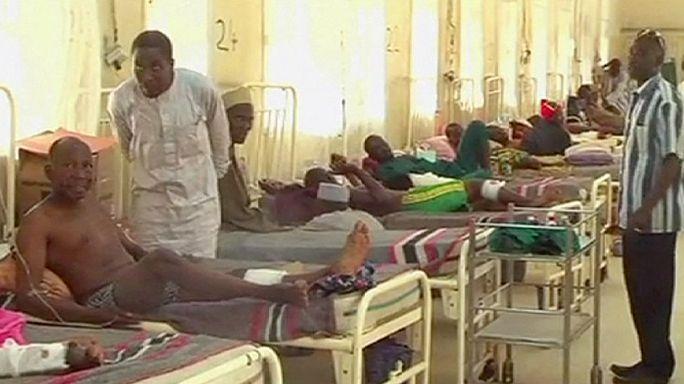 Újabb robbantások Nigériában, ezúttal Damaturuban