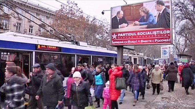 Est ou Ouest ? La Moldavie tourmentée