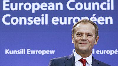 EU looks east as Tusk takes top job