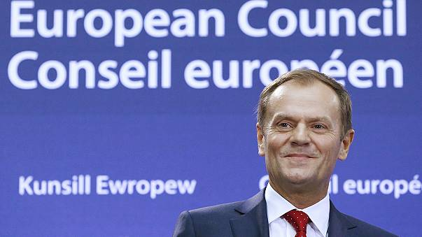 Neuer EU-Ratspräsident Tusk vor großen Herausforderungen