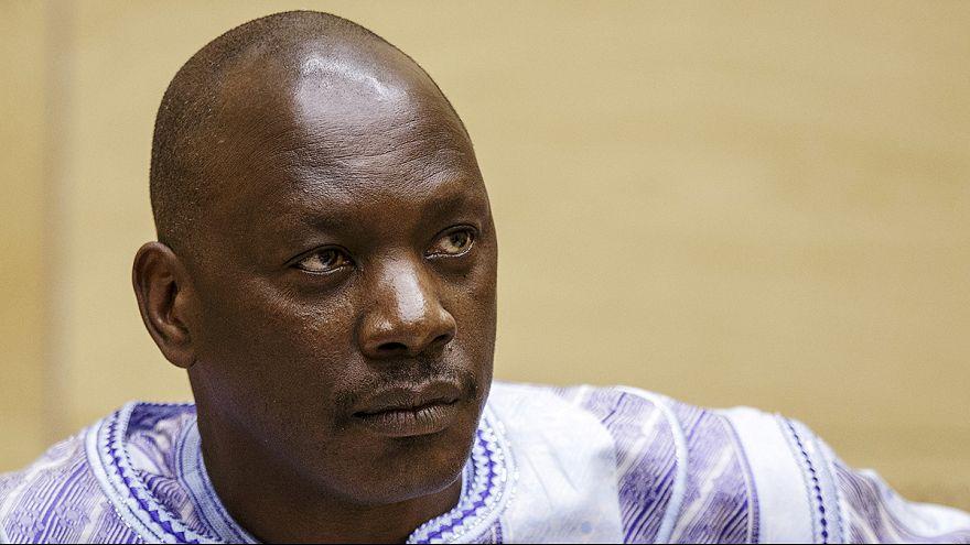 Rebellenführer Lubanga hinter Gittern