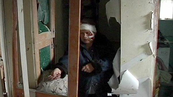 Ideiglenes tűzszünet Kelet-Ukrajnában