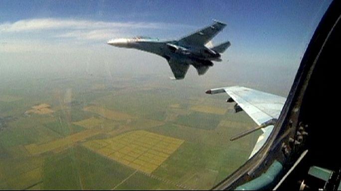 الناتو يتهم روسيا بانتهاك وقف إطلاق النار شرق أوكرانيا
