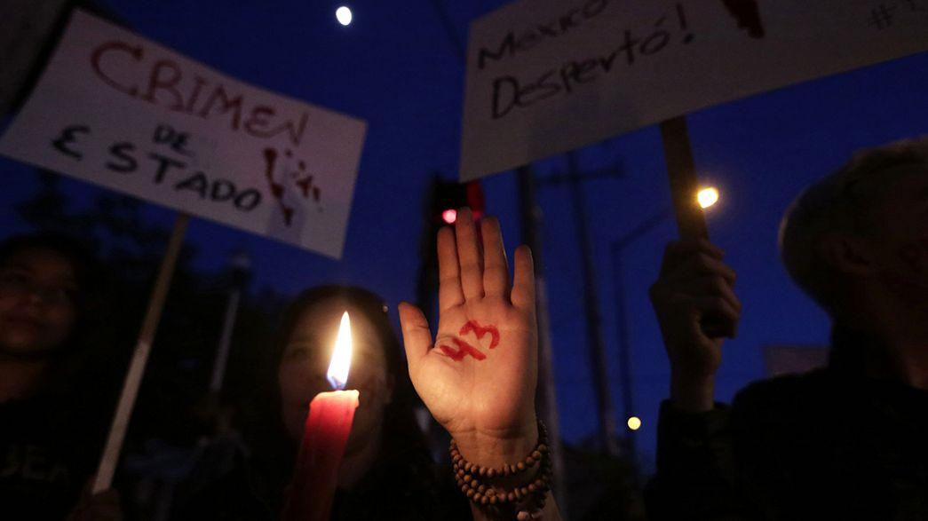 México: Três feridos e três detidos no final de violentos protestos contra o Presidente