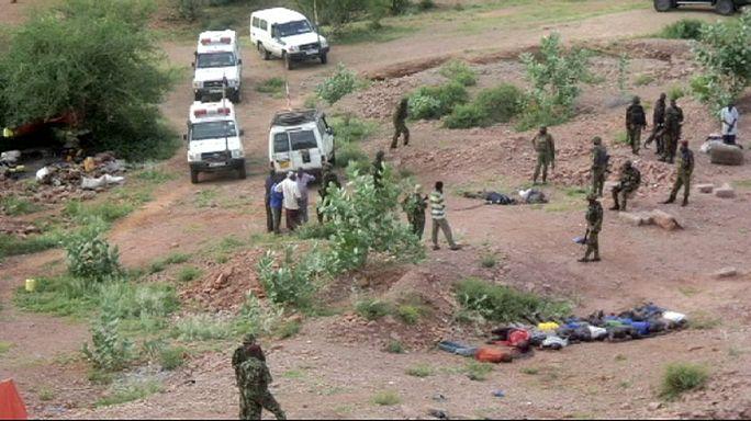 مقتل ستة وثلاثين عاملا على أيدي مسلحين شمال شرق كينيا