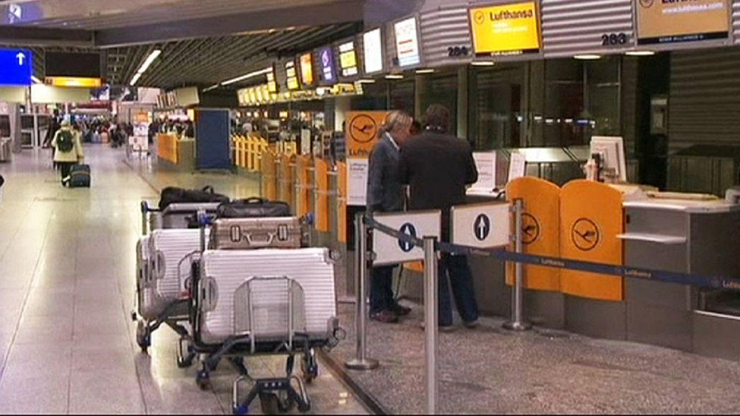 La décima huelga en Lufthansa en lo que va de año y la tercer a esta semana