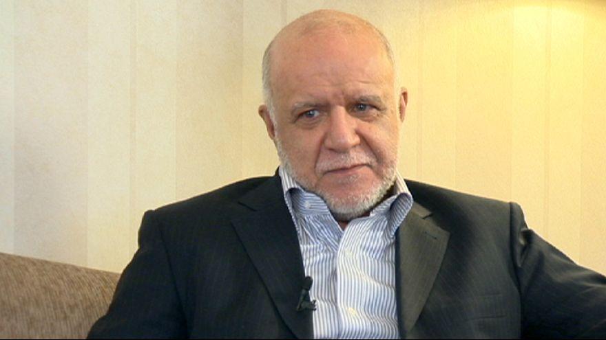 مقابلة مع وزير النفط الإيراني بيجان نامدار-زنكنة