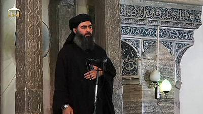 Lebanon detains wife and child of ISIL leader Baghdadi