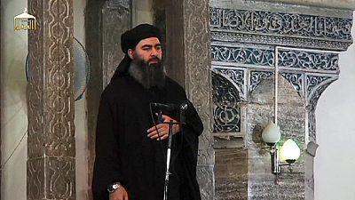 Detienen en el Líbano a una de las esposas del líder del grupo Estado Islámico