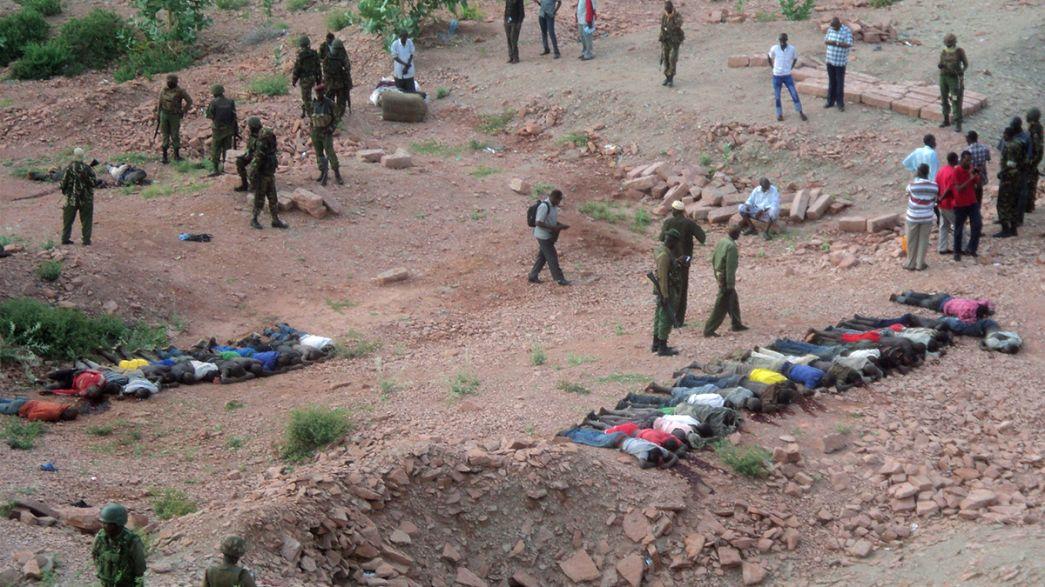 Kenia: tras la nueva masacre de Al Shabab el presidente destituye a su cúpula de seguridad