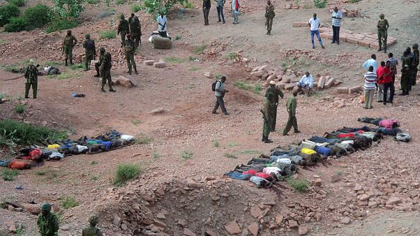 Erneut viele Tote bei Islamistenanschlag in Kenia