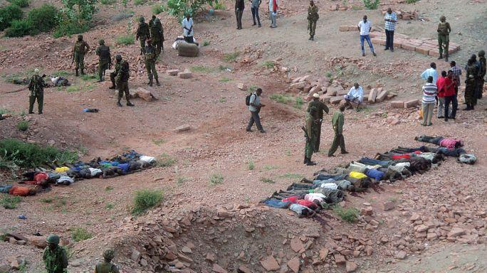 A kenyai tömeggyilkosság célja a feszültség szítása az elnök szerint