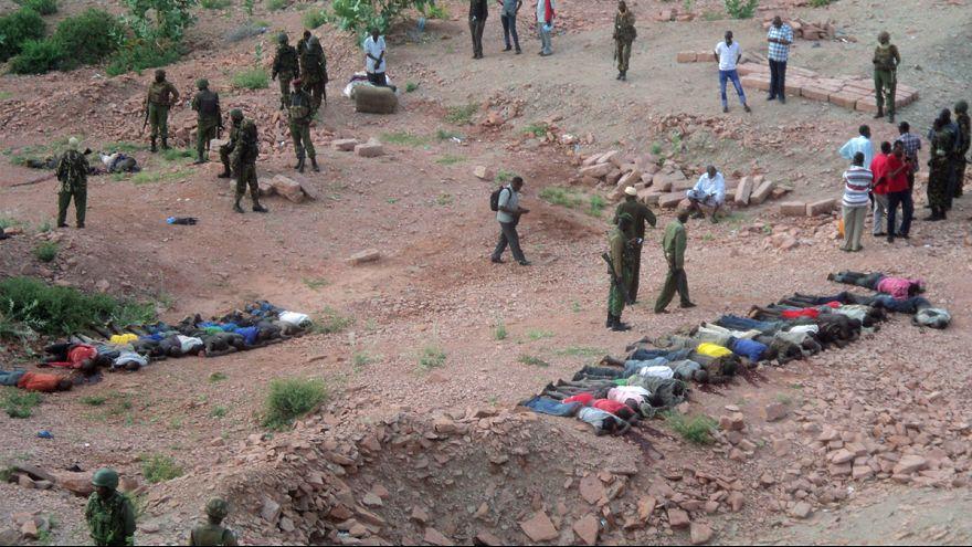 Kenya Devlet Başkanı: Teröre boyun eğmeyeceğiz