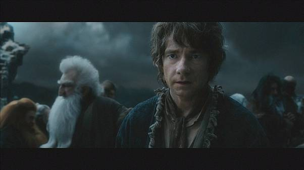 Final installment in Peter Jackson's Hobbit trilogy out now