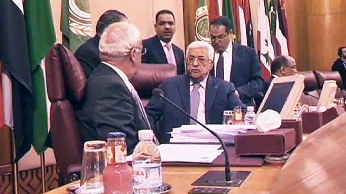 Filistin 'devleti' Avrupa'nın gündeminde
