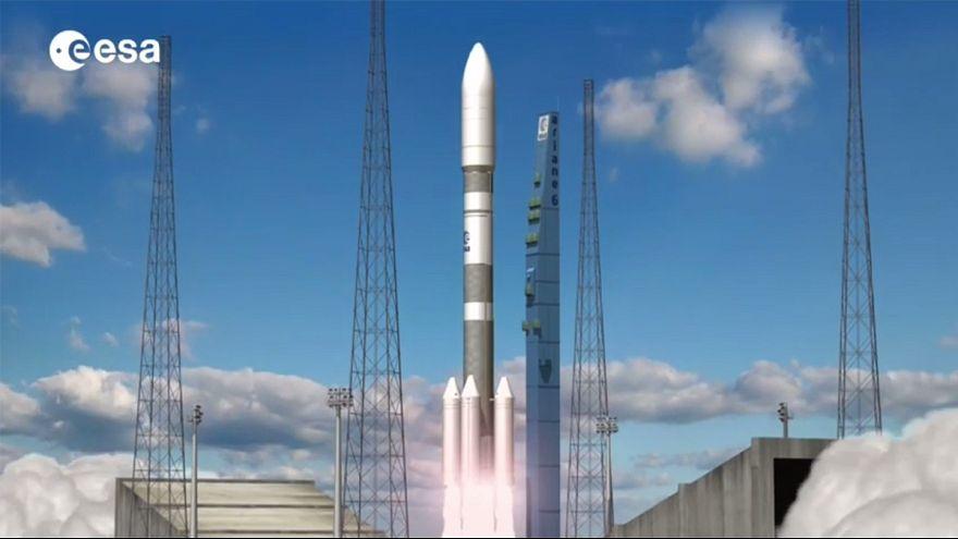 Espace : l'Europe décide de construire la nouvelle fusée Ariane 6