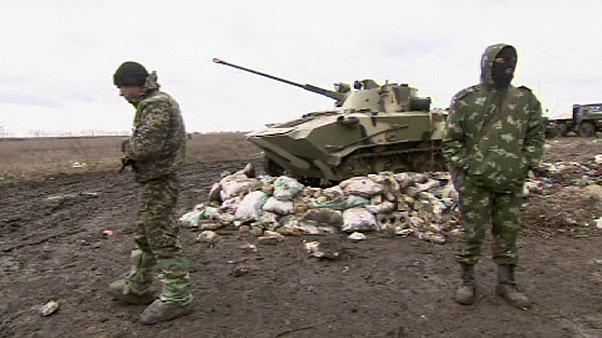 Ουκρανία: Ανακωχή από την Παρασκευή στο Λουγκάνσκ