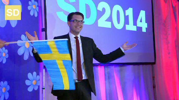 Kínos helyzetben a svéd kormány