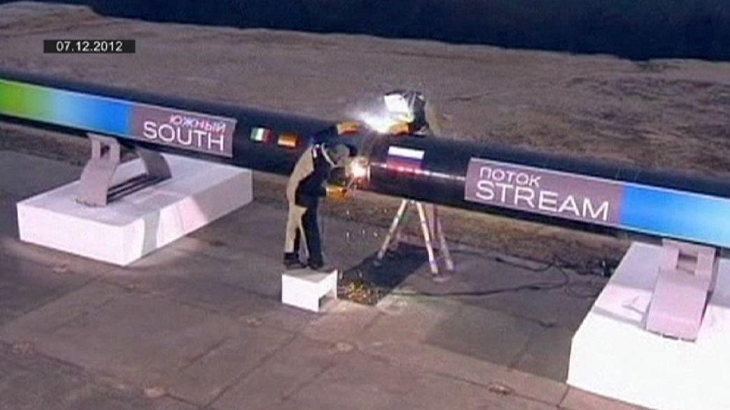 Abandon de South Stream : les Européens tempèrent