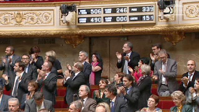 Elismerheti Franciaország a palesztin államot