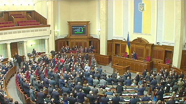 ثلاثة أجانب في الحكومة الأوكرانية الجديدة