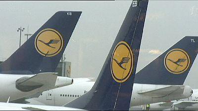 Lufthansa en huelga de nuevo este jueves