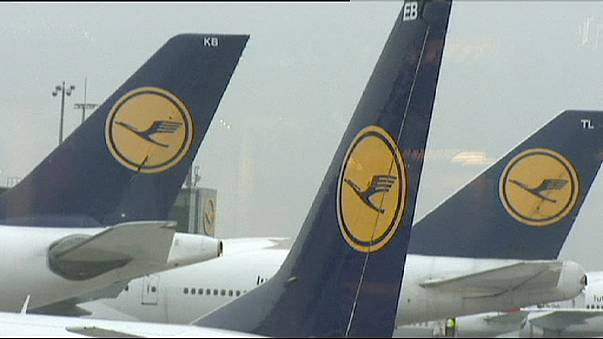 خلبانان لوفتهانزا هواپیماهای آلمان را زمین گیر می کنند