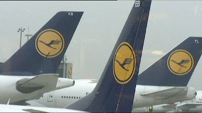 Nouvelle grève à la Lufthansa