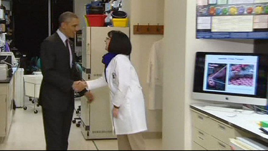 Obama demande $6 milliards pour lutter contre Ebola