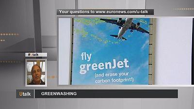 "Le "" greenwashing "" : quand la pub abuse du vert"