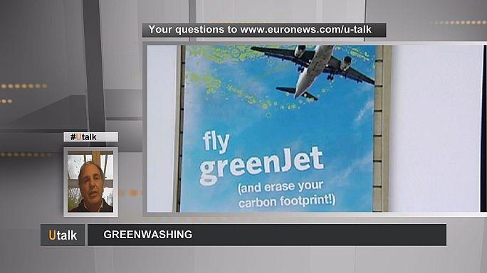 """Greenwashing""  как рекламный ход"