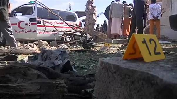 Yemen'de İran Büyükelçiliği'ne intihar saldırısı