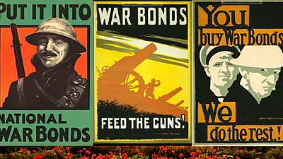 Britain set to pay financial debt for World War One