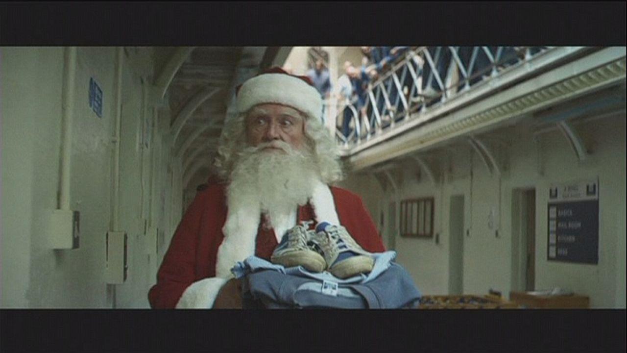 Jim Broadbent is Santa in Christmas-season comedy
