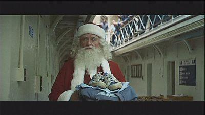 """O Pai Natal despistou-se e as prendas ficam em risco em """"Get Santa"""""""