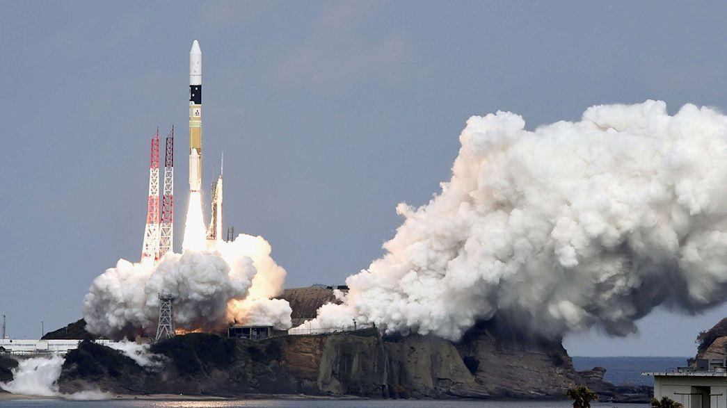 Lancement réussi pour Hayabusa-2, cousine japonaise de Rosetta