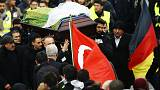 ФРГ: девушку, защитившую двух несовершеннолетних, похоронили как героя