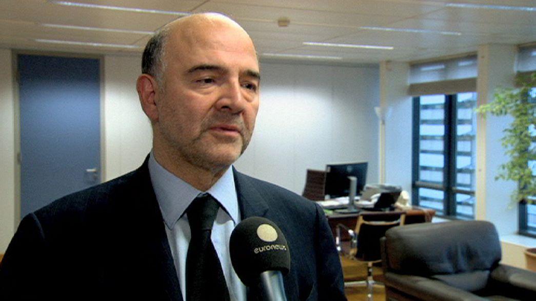 Bruxelas renovará ajuda financeira à Ucrânia, mas não debate adesão
