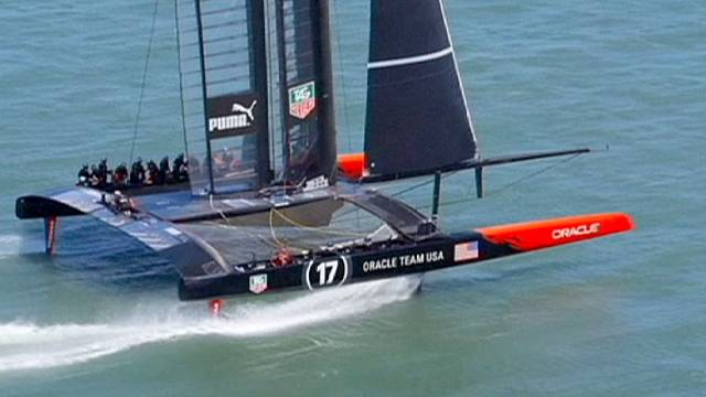 Bermuda to host 2017 America's Cup
