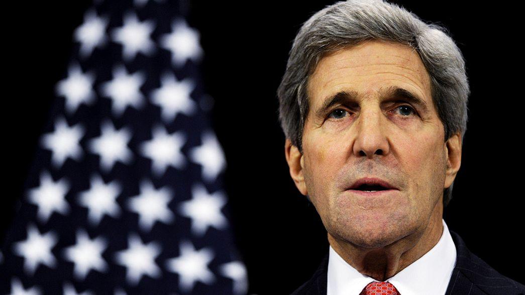 """Kerry will sich """"giftiger Ideologie"""" der IS-Miliz widersetzen"""