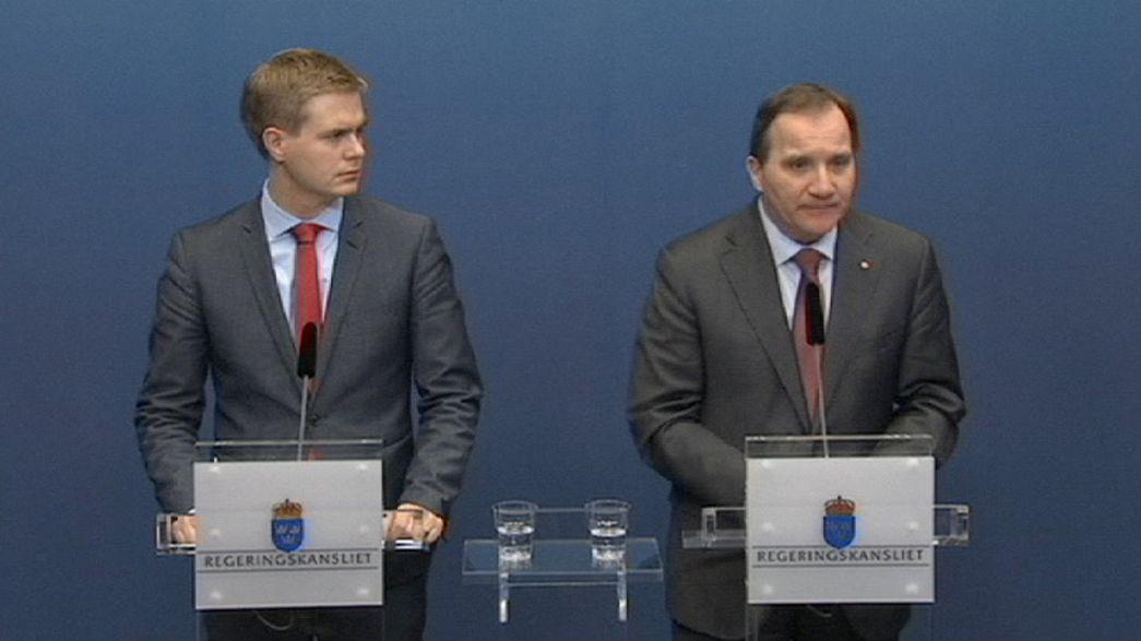 Législatives anticipées le 22 mars en Suède