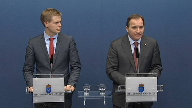 Snap election in Sweden after new government's first budget is defeated